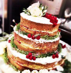 The wwdding cake