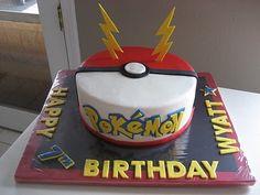Pokemon Cake by Benicakes