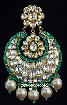 Jaipur Jewellery Jadau kundan Meena Diamond Polki Jewelry In India Real Gold Jewelry, Jewellery Sketches, India Jewelry, Jewelry Patterns, Wedding Jewelry, Bridal Jewellery, Jewelry Collection, Jewelery, Jewelry Design