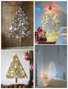 idées intéressantes pour un sapin de Noël