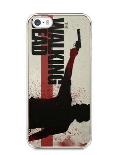 Capa Iphone 5/S The Walking Dead #1 - SmartCases - Acessórios para celulares e tablets :)