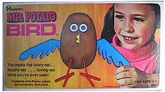 mr. potato bird