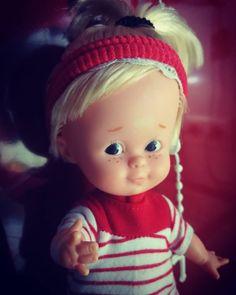 You!! #cucadefamosa #cuca#muñecaespecial #muñecasdefamosa#lovelydolly#reddoll#vintagedolls #vintagedoll
