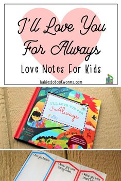 Celebrate Valentine's Day with this children's book about love, and printable love notes for kids! Valentines Day Book, Valentines Day Activities, Valentines For Kids, Play Based Learning, Fun Learning, Preschool Learning, Early Learning, Literacy Activities, Activities For Kids
