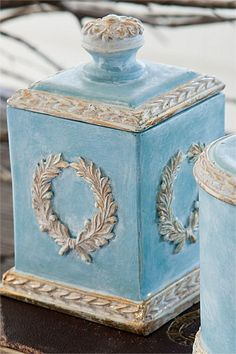 square decorative box