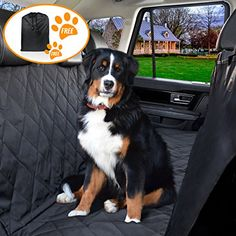 Interior Accessories Waterproof Car Pets Seat Cover Oxford Cloth Dog/cat Hammock Mat For Cars Suv Trucks Washable Dog Blanket Harmonious Colors