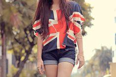 flag fashion