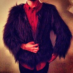 Fur / shirt
