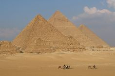 Pyramids of Giza | The Pyramids of Giza Pictures, Photos & Facts – Cairo, Egypt