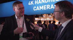 Am Panasonic Stand der NAB-Show 2017 spielte die GH5 eine wichtige Rolle - aber auch eine Produktneuheit, die im Juni vorgestellt werden soll. Link zur ...