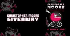 #Paranormal #Humor #Giveaway – #Win ANY #ChristopherMoore Novel! #Kindle #amreading