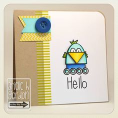 New Freebie at The Alley Way Stamps