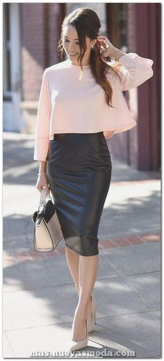 10 Best Spring Outfit Ideas For Work : Check Them All Be a lady that you always wish to be. We are here with some of the supreme spring work outfits that Edgy Work Outfits, Spring Work Outfits, Office Outfits, Night Outfits, Classy Outfits, Chic Outfits, Fall Outfits, Fashion Outfits, Office Wear