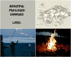 """""""We are liars. We are beautiful and privileged. We are cracked and broken. Lockhart , We Were Liars We Were Liars, Happy, Books, Movie Posters, Movies, Beautiful, Libros, Films, Book"""