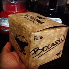 Hoje recebemos uma caixinha surpresa dos parceiros do @BigornaFoodTruck no @GalpaoGastronomico valeu galera