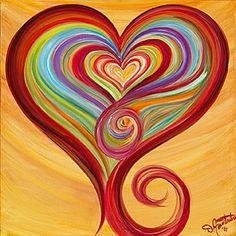 a love swirl