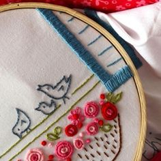 Jewelry and embroidery artist