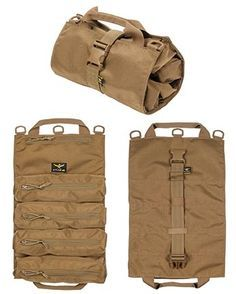 Tool Roll Pouch - 4 pocket - Atlas 46 - Products - NationalHardwareShow