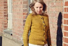 downtown block - rain knitwear designs - knitting patterns