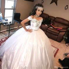White Princess Girls Quinceanera Dresses Two Pieces Crystals Sweetheart Cap Sleeve 2017 Custom Made Sweet 16 Debutantes Birthday Party Gowns Quinceanera Dresses Plus Size Prom Dresses Online with $140.0/Piece on Sweet-life's Store | DHgate.com