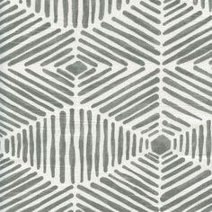 Heni Summerland Grey Slub Contemporary Drapery Fabric by Premier Prints - 54162 | BuyFabrics.com