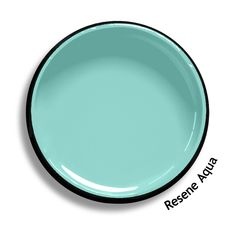 Resene Aqua is a clear mischief of blue green, happy and playful.  From the Resene Multifinish colour collection. Try a Resene testpot or view a physical sample at your Resene ColorShop or Reseller before making your final colour choice. www.resene.co.nz