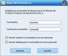 Renee File Protector ayuda a proteger datos con contraseña en memorias USB, puede establecer una contraseña como condición para acceder a determinados archivos.  https://www.reneelab.es/proteger-datos-con-contrasena-en-memorias-usb.html