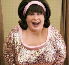Edna is transformed