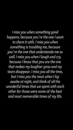 I love you my bff i miss you sooo much I Miss You Quotes, Missing You Quotes, Dad Quotes, True Quotes, Quotes To Live By, Dad Poems, Strong Quotes, Miss Mom, I Miss You Dad