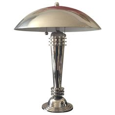 "Art Deco Table Lamp ""Hetti"",  Re-Edition 1925 