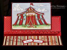 CraftDee Donna: Life's a Circus
