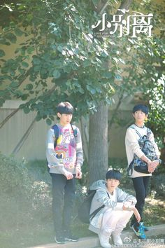 "20151014 #TFBOYS in ""A Love for Separation""  PC 电视剧小别离 via Weibo"
