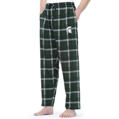 Men's Michigan State Spartans Playoff Knit Lounge Pants, Size: