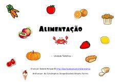 """Unidade Temática """"Alimentação"""" http://www.facebook.com/atelierdidatico/photos/pb.122660724539774.-2207520000.1393454382./321937597945418/?type=3&theater"""