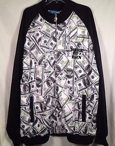 #GBDesignLab #Jacket #Coat Full Zip #MakeItRain #Money #Mens #Size5XL #5XL #supercool #hot - http://www.ebay.com/itm/331691178938