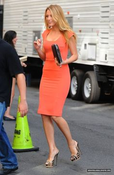 Serena on Gossip Girl love this colour