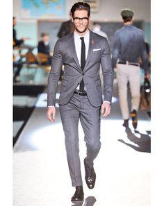 GQ Editors Picks from Milan Fall 2012- Men's Fashion Week: Fashion Shows: GQ