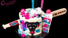 Suicide Squad Cake (Harley Quinn)