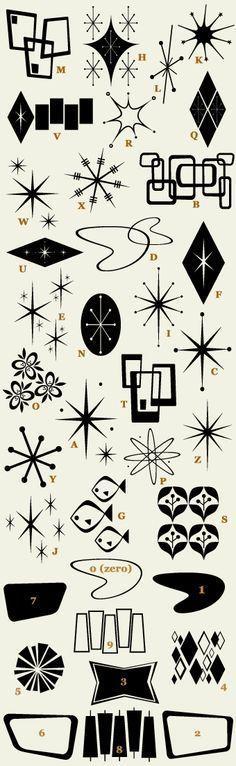 Mid-Century Modern style graphics (scheduled via http://www.tailwindapp.com?utm_source=pinterest&utm_medium=twpin&utm_content=post16968714&utm_campaign=scheduler_attribution)