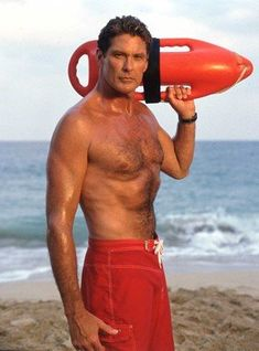 Baywatch....I LOVED THIS SHOW