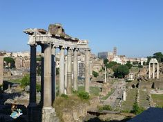 Foros romanos (Italia)