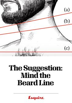 how to trim your beard beard trimming tips beard. Black Bedroom Furniture Sets. Home Design Ideas
