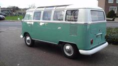 Volkswagen T1 Samba bus, Bouwjaar 1967