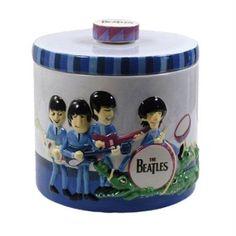 The Beatles Cookie Jar