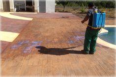 Pavimento de hormigon impreso en Almeria y cerca de Almeria. http://imprescolor.com/hormigon-impreso-y-pulido-almeria