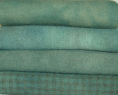 """HAND DYED RUG HOOKING WOOL Over-Dyed ~ """"{VERDIGRIS}"""" -- Available at: www.stores.ebay.com/woolnwares -- #WoolNWares #eBayWoolNWares #HandDyedWool"""