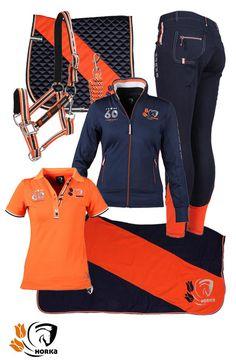 .Horka Dutch Orange - Epplejeck