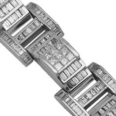 Enthusiastic Vintage Estate Solid 14k Yellow Gold 1.00ctw Diamond 3mm Tennis Bracelet D8 Engagement & Wedding
