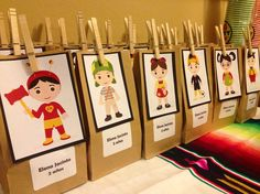 Chavo del 8 goodie bags
