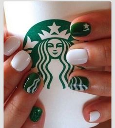 Generally, people thought nail art can be possible on long nails But actually, it's not so! Simple nail art designs for short nails are not only popular Creative Nail Designs, Simple Nail Art Designs, Short Nail Designs, Cute Nail Designs, Easy Nail Art, Creative Nails, Gorgeous Nails, Love Nails, Fun Nails